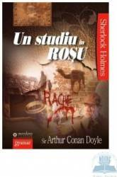Un studiu in Rosu - Arthur Conan Doyl