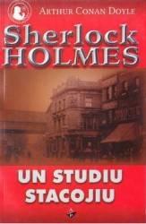 Un studiu stacojiu - Arthur Conan Doyle