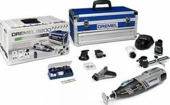 Unealta multifunctionala cu acumulator Dremel 8200-565 Platinum