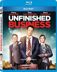 Unfinished Business BluRay 2015