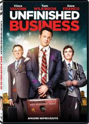 Unfinished Business DVD 2015 Filme DVD