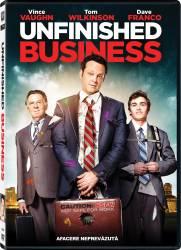 Unfinished Business DVD 2015 Filme DVD