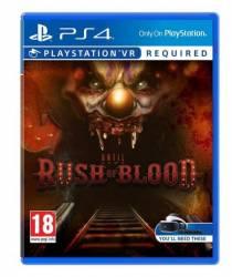 Until Dawn Rush of Blood VR PS4 Jocuri