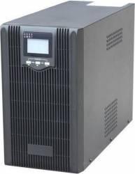 UPS Energenie by Gembird 2000VA Pure sine 3x IEC 230V OUT USB-BF LCD Display Negru UPS