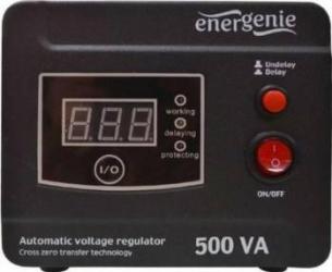 Stabilizator de tensiune AVR Gembird 500VA 1 x Schuko socket sinusoida pura UPS