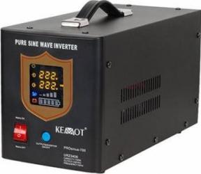 UPS Kemot pentru Centrale Termice SINUS PUR 700W 12V Negru UPS