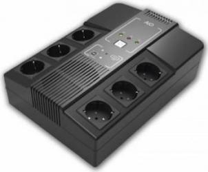 UPS Kstar AIO 800VA LED Full Schuko UPS