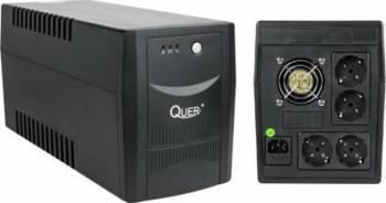 UPS Quer Micropower 1500 1500VA 900W Resigilat UPS