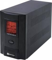 UPS Serioux ProtectIT 1200S 1200VA LCD Negru UPS