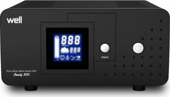 UPS Well Steady Pentru Centrale Termice 500VA 300W UPS