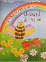 Uriasul Si Pitica - Adina Grigore
