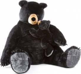 Urs negru gigant din plus - Melissa and Doug Jucarii de Plus