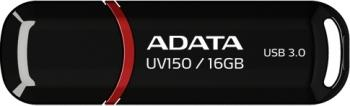 USB Flash Drive ADATA DashDrive Value UV150 16Gb USB 3.0 Black