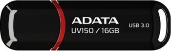 USB Flash Drive ADATA DashDrive Value UV150 16Gb USB 3.0 Black