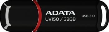 USB Flash Drive ADATA DashDrive Value UV150 32Gb USB 3.0 Black