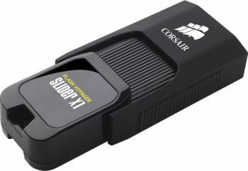 USB Flash Drive Corsair Voyager Slider X1 64GB USB 3.0 Negru