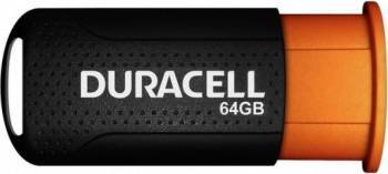 USB Flash Drive Duracell Professional 64GB USB 3.1 Negru-Auriu USB Flash Drive