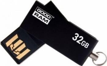 USB Flash Drive Goodram UCU2 32GB USB 2.0 Negru usb flash drive