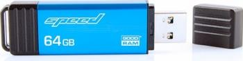 USB Flash Drive Goodram Speed USB 3.0 64GB Blue USB Flash Drive