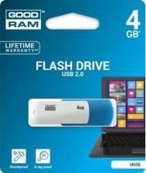 USB Flash Drive Goodram UCO2 4GB USB 2.0