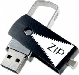 USB Flash Drive Goodram ZIP USB 2.0 8GB Negru