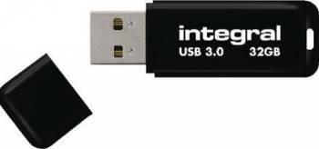 USB Flash Drive Integral 32GB USB 3.0 Negru