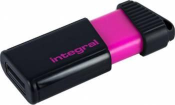 USB Flash Drive Integral 8 GB USB 2.0 Pulse Roz