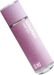 USB Flash Drive Kingmax PD-09 32GB USB 3.0 Aluminium Pink