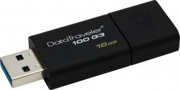 USB Flash Drive Kingston DataTraveler 100 G3 USB 3.0 16GB USB Flash Drive