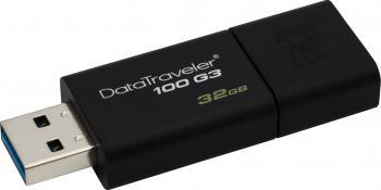 USB Flash Drive Kingston DataTraveler 100 G3 USB 3.0 32GB USB Flash Drive