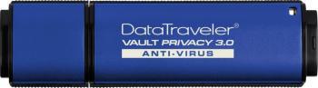 USB Flash Drive Kingston DTVP30AV 32GB USB3.0 + ESET AV