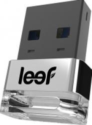 USB Flash Drive Leef Supra 32GB USB 3.0 Argintiu