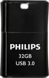 USB Flash Drive Philips 32 GB Pico Edition USB 3.0 Negru