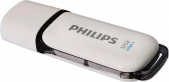 USB Flash Drive Philips 32 GB Snow Edition USB 3.0 Gri