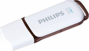 USB Flash Drive Philips Snow 128 GB USB 3.0 USB Flash Drive