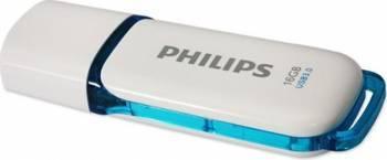 USB Flash Drive Philips Snow Edition USB 3.0 16GB Blue