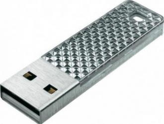 USB Flash Drive SanDisk Cruzer Facet 16GB USB 2.0 Argintiu