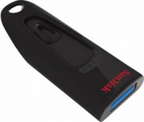 USB Flash Drive Sandisk Cruzer Ultra 64GB USB 3.0 Negru USB Flash Drive