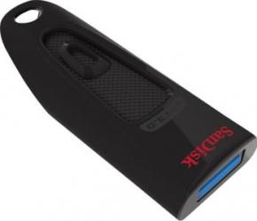 USB Flash Drive SanDisk Ultra CZ48 16GB USB 3.0 Negru USB Flash Drive