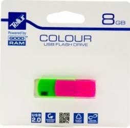 USB Flash Drive Tellur Corlor Mix 8GB USB 2.0