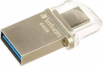 USB Flash Drive Verbatim Store'n Go 64GB USB 3.0
