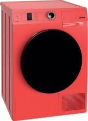 Uscator de rufe Gorenje D8565NR Condensare 8 kg Clasa A++ Rosu Uscatoare de rufe
