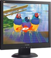 imagine Monitor LCD 17 ViewSonic VA703b
