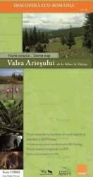 Valea Ariesului - Harta Turistica Carti