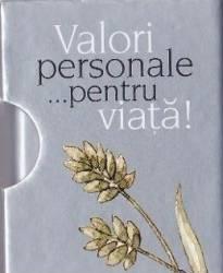 Valori personale... pentru viata Carti