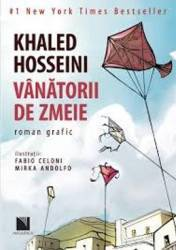 Vanatorii de zmeie - roman grafic - Khaled Hosseini Carti