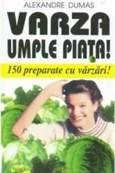 Varza Umple Piata - Alexandre Dumas