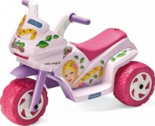 Vehicul copii Peg Perego Mini Princess Tricycle