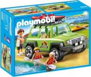 Vehicul de Teren PlayMobil Seturi de constructie