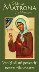 Veniti sa-mi povestiti necazurile voastre - Sfanta Matrona din Moscova